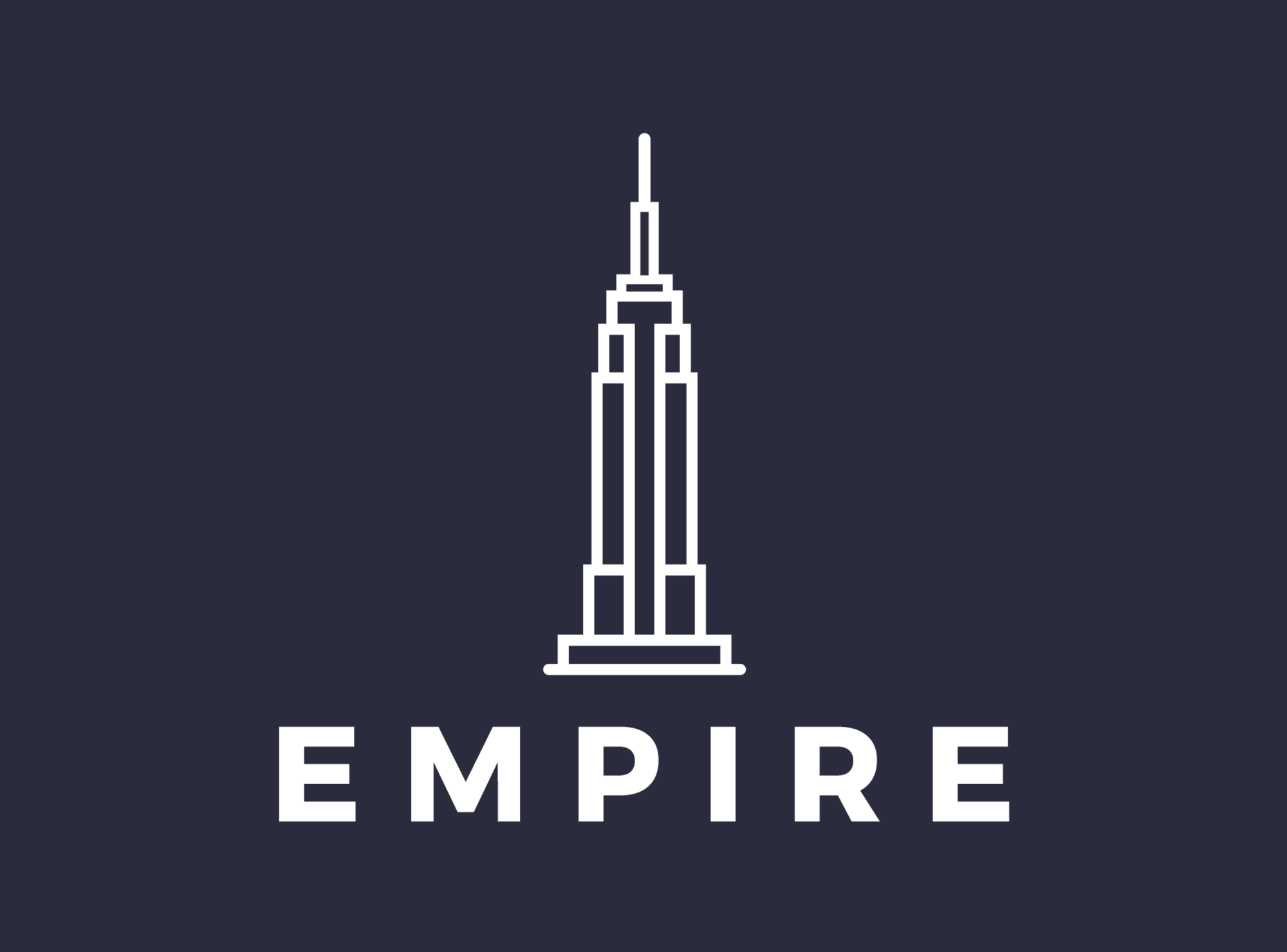 EMPIRE mask logo
